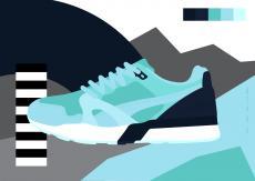 Blue puma sneakers or footwear.jpg
