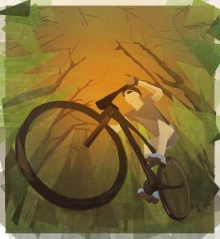 Bicycle in the woods.jpg