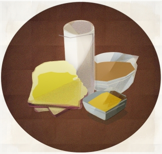 butter milk and honey breakfast.jpg