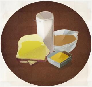 butter milk and honey breakfast.jpg