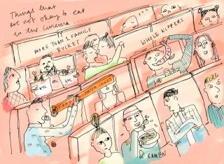 Things not okay to eat in the cinema.jpg