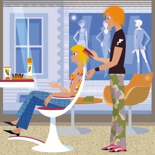 Hairstylist working on client.jpg