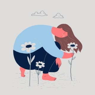 Girl with a flower.jpg