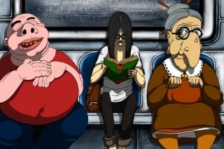 Commuting passengers in underground train.jpg