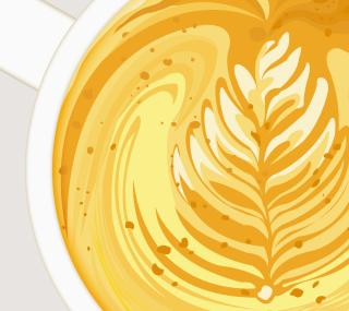 Java Roast Latte