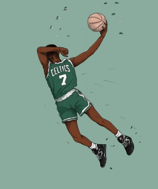 Basketball player having troubles