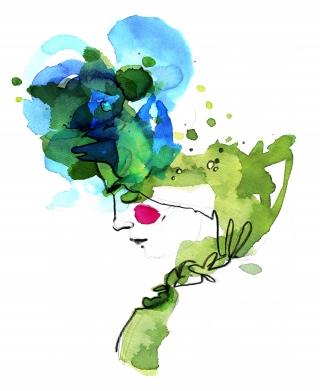 Side view portrait of a girl wearing a flower wreath.jpg