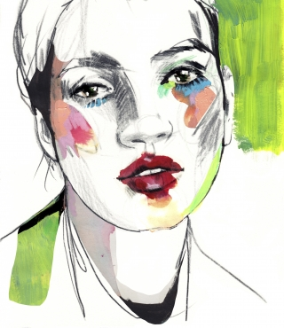 Girl with melting make up.jpg