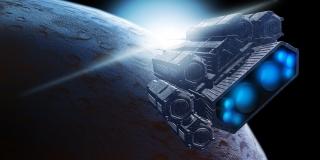 Space Ship 1