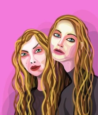 Rich and Famous (Scarlett & Jennifer) 2