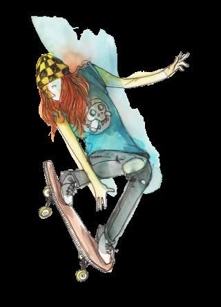 Skater making ollie.png