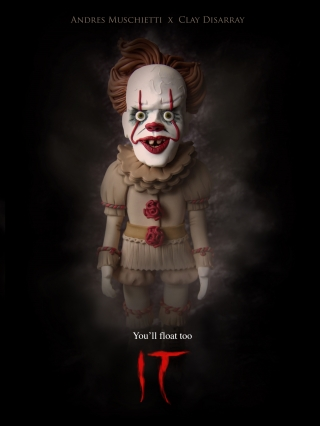 It 2017 by Clay Disarray