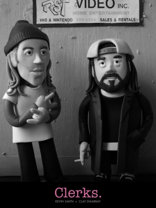 Clerks by Clay Disarray
