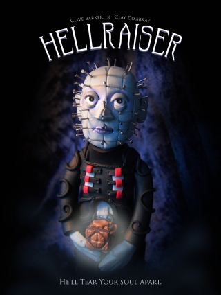 Hellraiser NEW by Clay Disarray