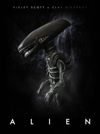 Alien by Clay Disarray