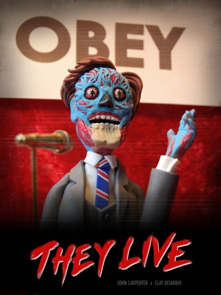 They Live by Clay Disarray