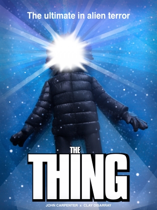 The Thing by Clay Disarray