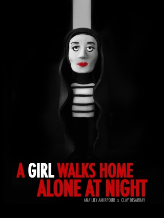 A Girl Walks Home Alone at Night by Clay Disarray