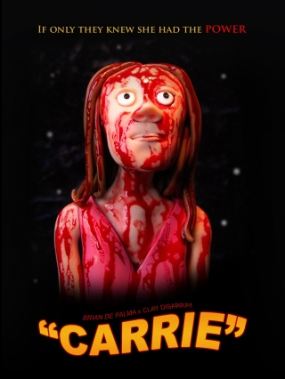 Carrie by Clay Disarray