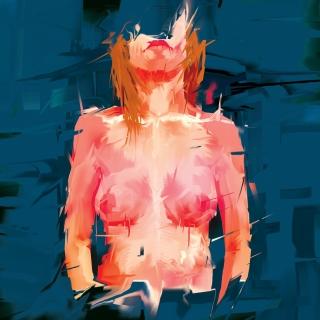 G Major woman torso