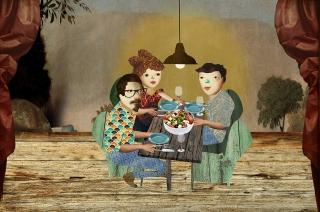 FRIENDS SHARING A DINNER.jpg