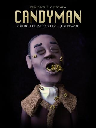 Candyman by Clay Disarray