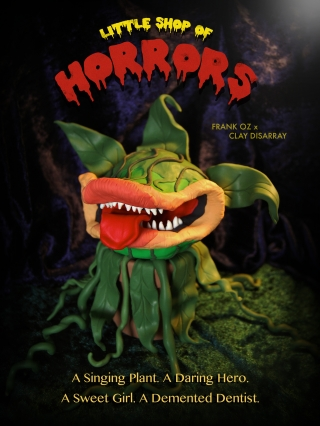 Litte Shop of Horrors by Clay Disarray