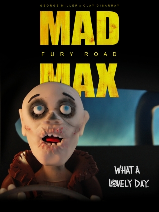 Mad Max | Fury Road by Clay Disarray