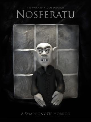 Nosferatu A Symphony of Horror by Clay Disarray