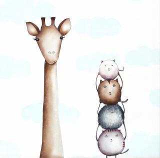 Girafe und die Katzen.jpg