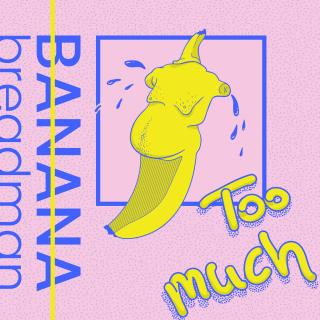 Banana bread man