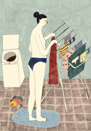 Girl doing her laundry .jpg