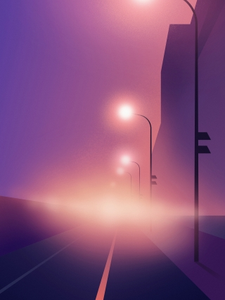 Night city street lights.jpg