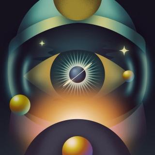 Spaceman helmet in the space.jpg