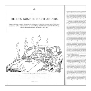Editorial Illustration for NZZ Folio magazine (Rescue from car incident).jpg