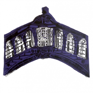 Bridge of Sighs purple card