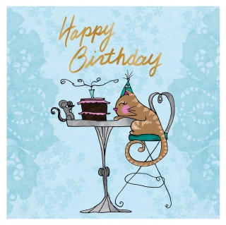 LaraGeorgine_Cat_Mouse-Birthday