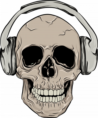 Skull with headphones.png