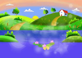 HouLotus pondse_Landscape