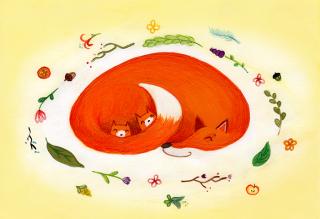 fox_hug