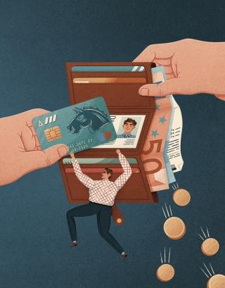 Het Financieele Credit Card