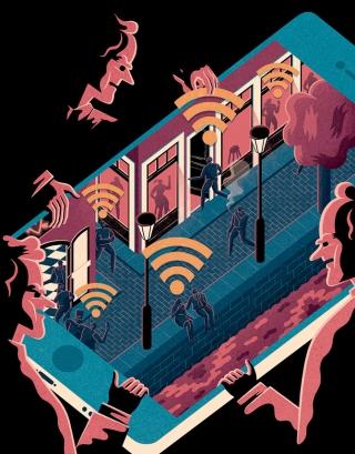 Illustration for Het Financieele Dlagbad Wifi.jpg