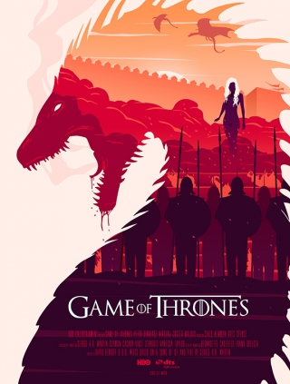 Poster for Game of Thrones