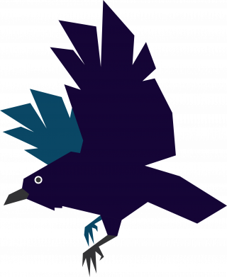 Raven flying.png
