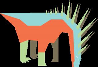 Prehistoric sauropod