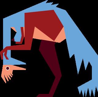 Prehistoric mononykus