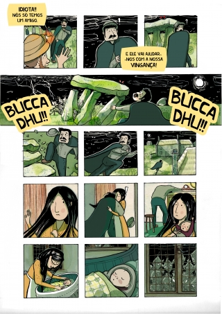 Page from the comic The Hole in the Stone. .jpg