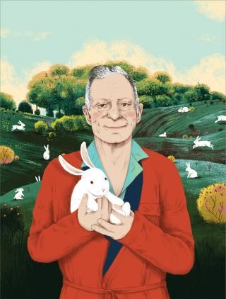 Hugh Hefner and his bunnies.jpg