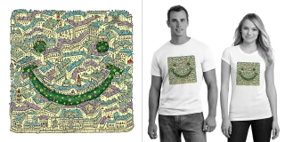 T-shirt print 01