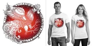 T-shirt print 03
